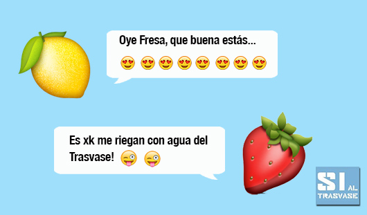 conversaciones frutas
