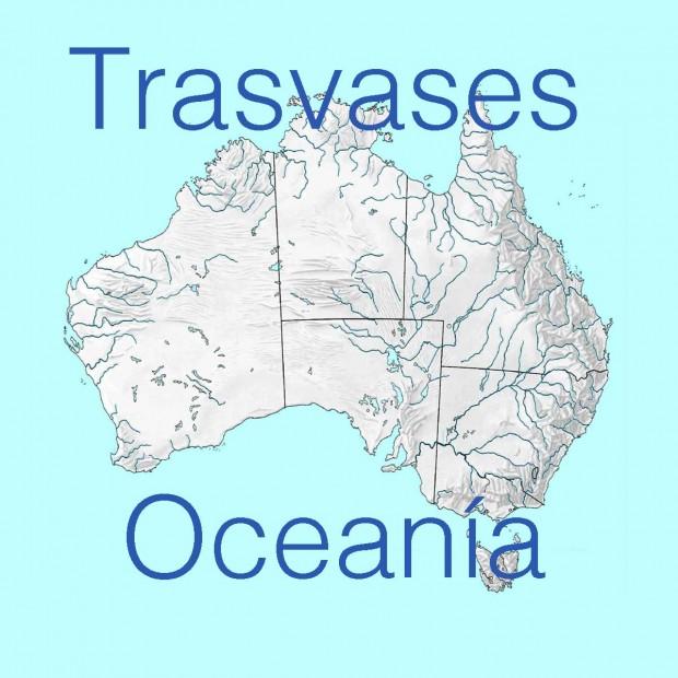Trasvases Oceanía