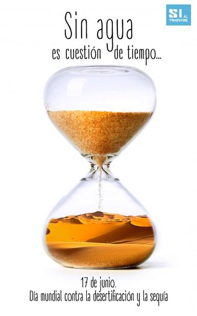 Sin agua es cuestion de tiempo