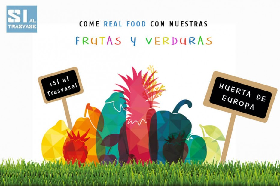 real food-si al trasvase