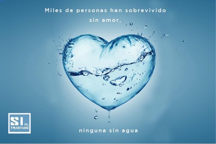 Corazón agua